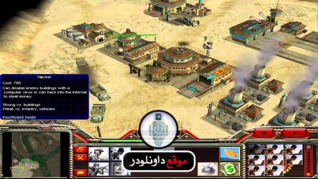 -لعبة-جنرال-1-1024x576 تحميل لعبة جنرال زيرو اور الاصلية - تنزيل Generals Zero Hour تحميل العاب كمبيوتر