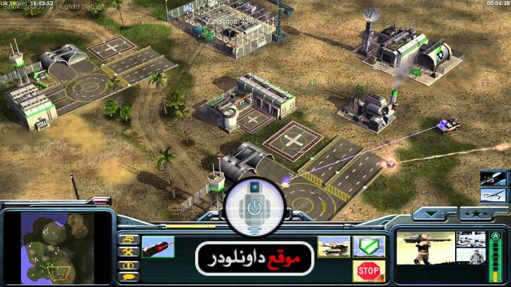 -لعبة-جنرال-2-1024x576 تحميل لعبة جنرال زيرو اور الاصلية - تنزيل Generals Zero Hour تحميل العاب كمبيوتر