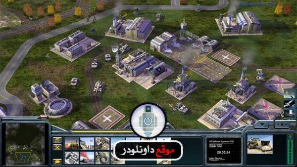 -لعبة-جنرال-4-600x338 تحميل العاب حرب - افضل العاب اكشن حرب تحميل العاب كمبيوتر