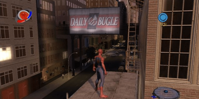 -لعبة-سبايدر-مان-1 تحميل لعبة سبايدر مان 3 لعبة الرجل العنكبوت - تنزيل Spider man 3 تحميل العاب كمبيوتر