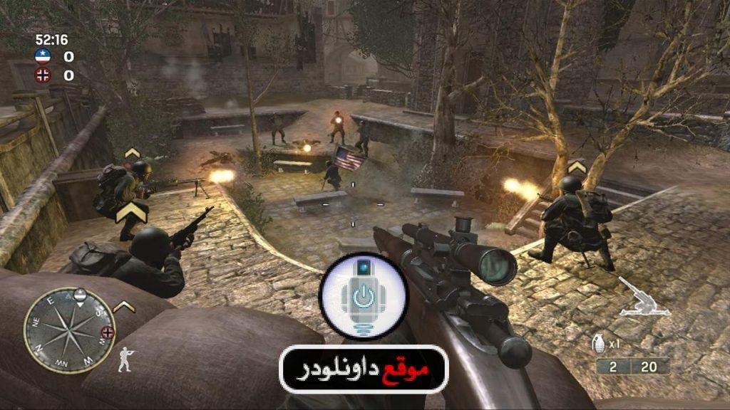-لعبة-call-of-duty-3-2-1024x576 تحميل لعبة call of duty 3 مضغوطة من ميديا فاير تحميل العاب كمبيوتر