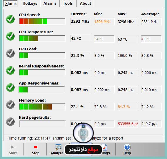 -درجة-حرارة-البروسيسور-2 تحميل برنامج معرفة درجة حرارة البروسيسور برامج كمبيوتر شروحات