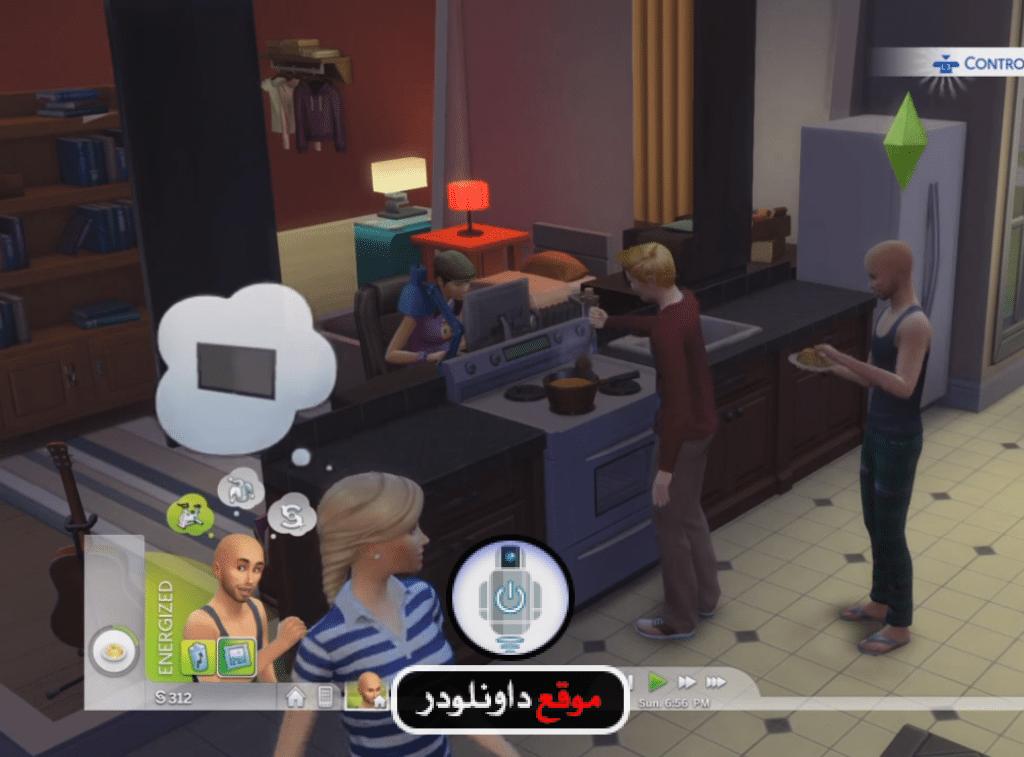 تحميل لعبة sims 2 كاملة برابط واحد
