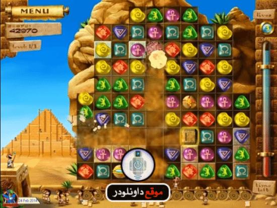 -لعبة-بناء-الاهرامات-4-e1517665455513 تحميل لعبة بناء الاهرامات 7 مجانا تحميل العاب كمبيوتر