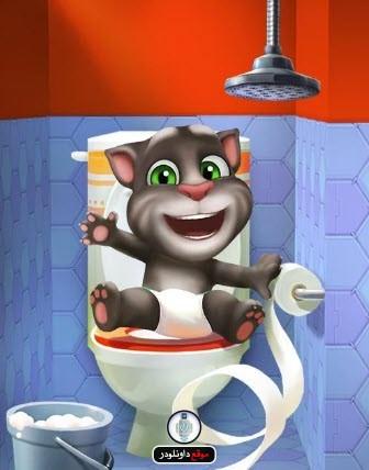 -المتكلم-3 القط المتكلم - العاب صديقي توم المتكلم العاب اندرويد العاب ايفون