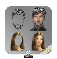 -تركيب-شعر-على-الصور-للرجال-اون-لاين-1 برنامج تركيب شعر على الصور للرجال اون لاين برامج اندرويد