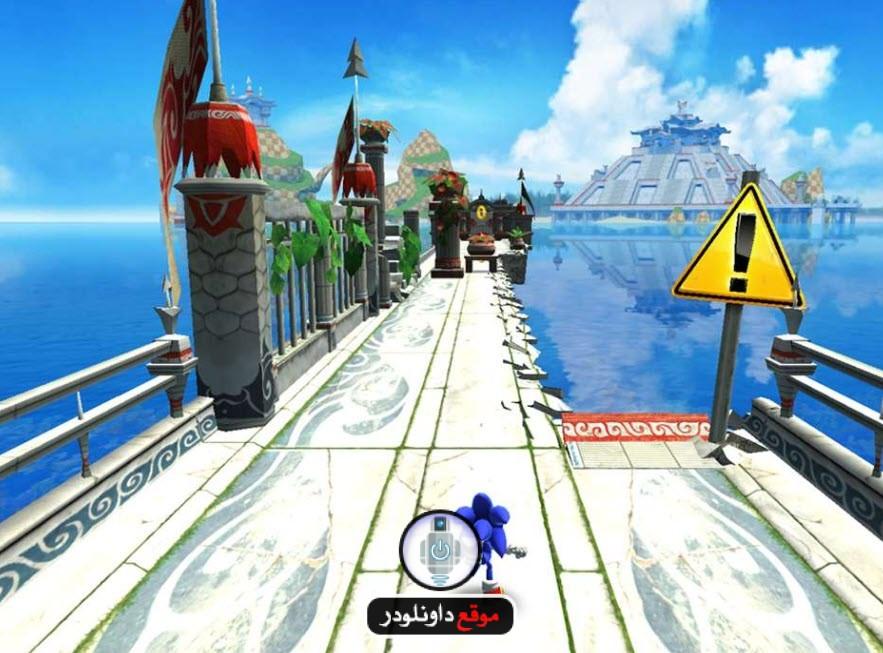 -لعبة-سونيك-القديمة-1 تحميل لعبة سونيك القديمة للكمبيوتر من ميديا فاير تحميل العاب كمبيوتر
