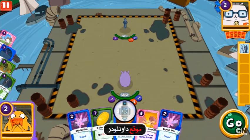 -وقت-المغامرة-2 لعبة وقت المغامرة card wars مجانا للكمبيوتر و للاندرويد و للايفون العاب اندرويد تحميل العاب كمبيوتر