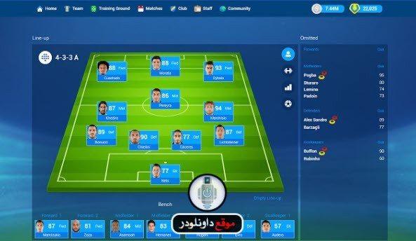 online-soccer-manager-2 تحميل لعبة المدرب الافضل للكمبيوتر و للاندرويد OSM العاب اندرويد تحميل العاب كمبيوتر