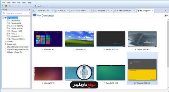 vmware-workstation-12-3 vmware workstation 12 - تحميل برنامج إنشاء أنظمة وهمية تحميل برامج كمبيوتر