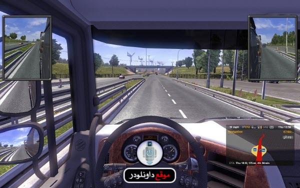 euro truck simulator تحميل-لعبة-euro-truc