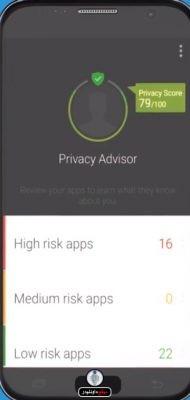 avira-privacy-advisor-andriod-190x400 افضل 10 برامج مكافحة الفيروسات للاندرويد هذا العام برامج اندرويد برامج حماية