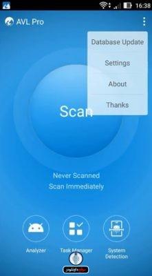 avl-anti-virus-scanner-221x400 افضل 10 برامج مكافحة الفيروسات للاندرويد هذا العام برامج اندرويد برامج حماية