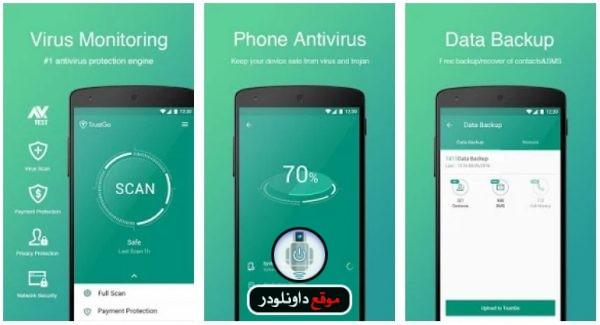 trust-go-antivirus-and-mobile-security-android-600x325 افضل 10 برامج مكافحة الفيروسات للاندرويد هذا العام برامج اندرويد برامج حماية