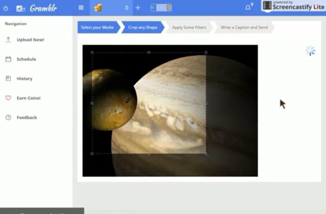 -الصور-على-الانستقرام-من-الكمبيوتر-3 رفع الصور على الانستقرام من الكمبيوتر تحميل برامج كمبيوتر شروحات