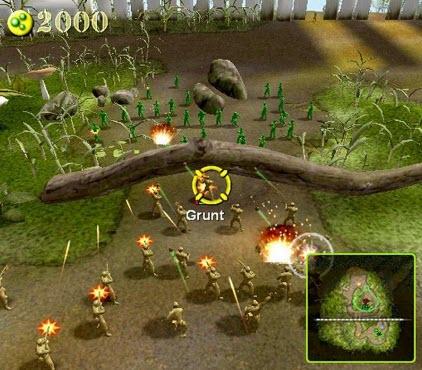 -لعبة-الجيش-الاخضر-1 تحميل لعبة الجيش الاخضر Army Men RTS تحميل العاب كمبيوتر