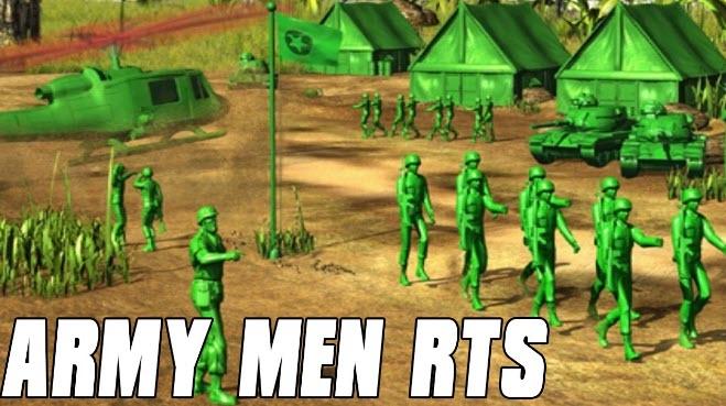 تحميل لعبة الجيش الاخضر Army Men Rts موقع داونلودر