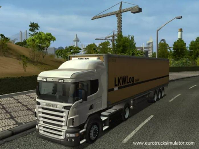 -لعبة-الشاحنات-1 تحميل لعبة الشاحنات Euro Truck Simulator للكمبيوتر مجانا تحميل العاب كمبيوتر