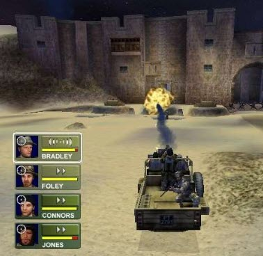 -لعبة-حرب-العراق-2 تحميل لعبة حرب العراق Desert Storm كاملة من ميديا فاير تحميل العاب كمبيوتر