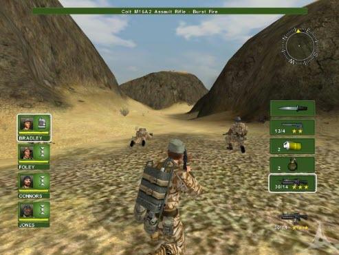 -لعبة-حرب-العراق-3 تحميل لعبة حرب العراق Desert Storm كاملة من ميديا فاير تحميل العاب كمبيوتر