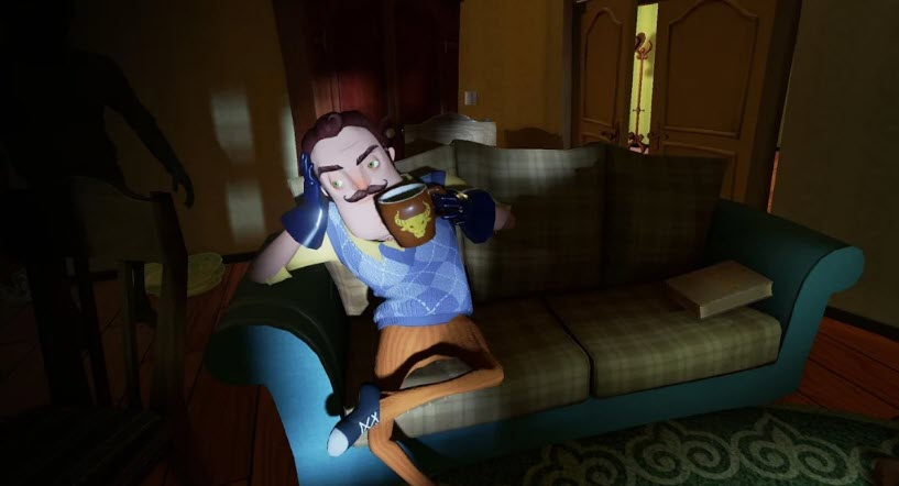 -لعبة-hello-neighbor-2 تحميل لعبة hello neighbor للاندرويد Apk العاب اندرويد