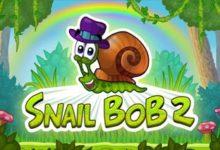 تحميل لعبة الحلزون بوب 2
